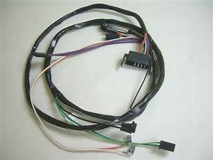 1966 Chevy Impala Ss Console Wiring Harness Automatic