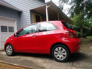 2007 Toyota Yaris For Sale By Owner In Shorter  Al 36075