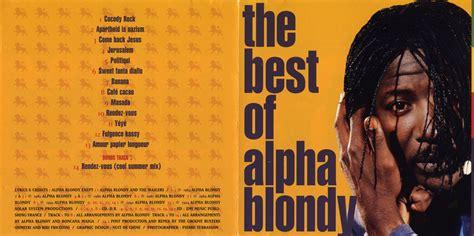 the best of alpha blondy vitcoff