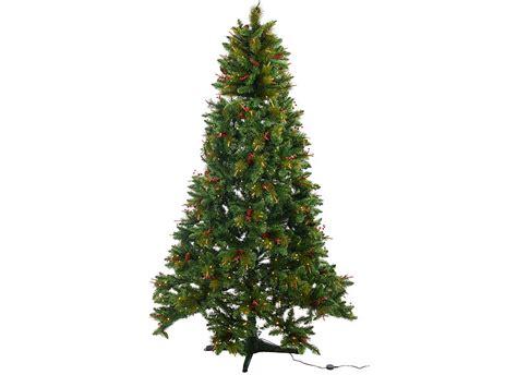 Geschmückte Weihnachtsbäume Christbaum Dekorieren by Infactory Rotierender Weihnachtsbaum Mit Deko Und