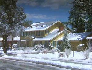 Griswold House In National Lampoon39s Christmas Vacation