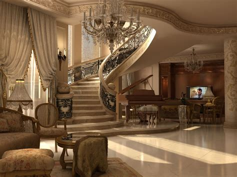B Home Interiors Italy : Ashraf El Serafey Villa Interior And Exterior Design