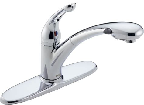 delta kitchen faucet replacement spray delta 472 dst signature single handle kitchen faucet with
