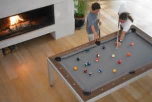 it slices it dices fusion dining pool table combo