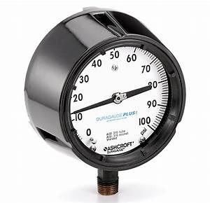Ashcroft Pressure Gauges  Digital  Test  U0026 Differential