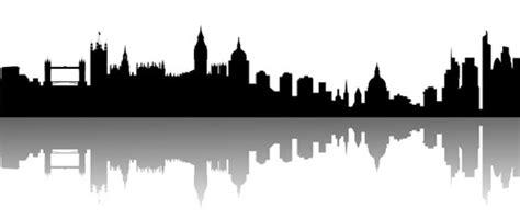 london skyline london skyline silhouette london skyline