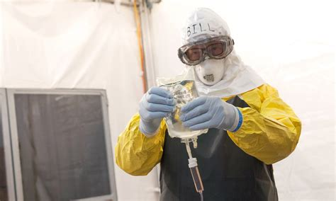 How we treat Ebola — and why we must do better