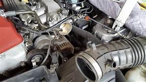 Replace The Alternator On A Honda S2000