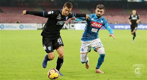 Empoli x Napoli: saiba como assistir ao jogo AO VIVO na TV