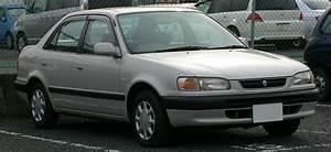1994 Toyota Corolla Parts Diagram