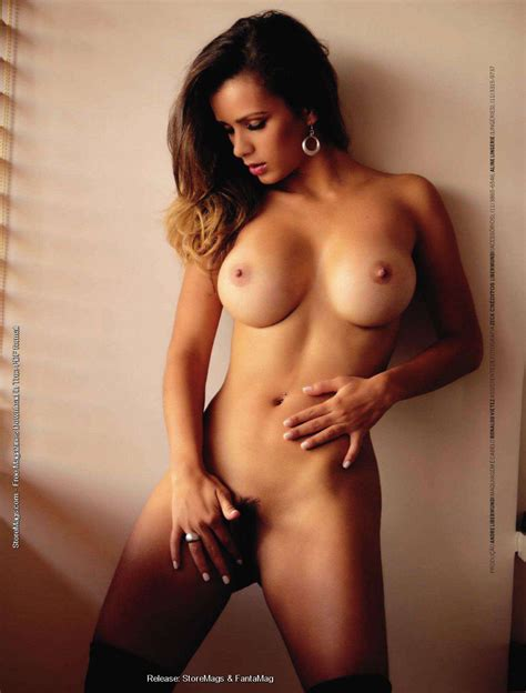 Monique Senna Very Naked In Playboy Brazil Your Daily Girl