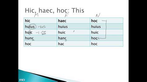 hic haec hoc huius huius huius alebiafricancuisinecom