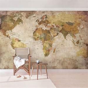 Tapete Weltkarte Kinderzimmer : bilderwelten vliestapete breit weltkarte kaufen otto ~ Sanjose-hotels-ca.com Haus und Dekorationen