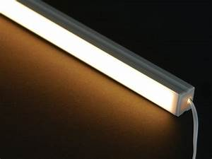Led Lichtleiste Outdoor : g nstige xq led lichtleiste warmwei 2700k 240 lumen 50cm l nge homogenes led lichtband f r ~ One.caynefoto.club Haus und Dekorationen