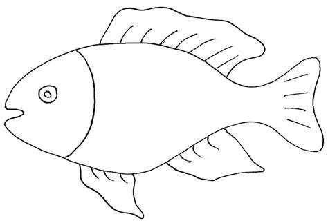 disegno pesce da colorare per bambini pesce disegno da colorare gratis disegni da colorare e