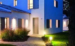 Lampe Exterieur Pour Terrasse : luminaire exterieur maison contemporaine eclairage lampe marchesurmesyeux ~ Teatrodelosmanantiales.com Idées de Décoration