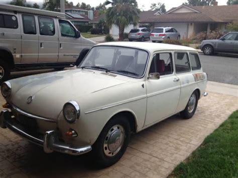 old volkswagen type 3 1968 vw type iii squareback for sale buy classic volks