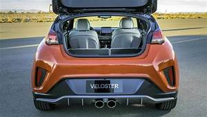2019 Hyundai Veloster Turbo - 1 6 Turbocharged Engine With 201 Hp