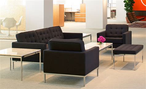 florence knoll  seat bench hivemoderncom