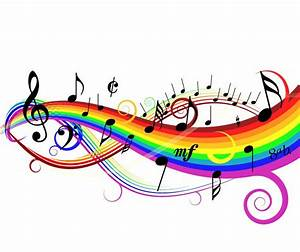 Colorful Music Background Vector Illustration | Free ...