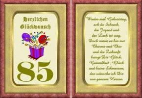 lustige geburtstagskarten sprüche geburtstagskarten 85 geburtstag