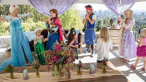 karas party ideas princess royal ball birthday party