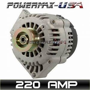 Buick Lesabre Alternator  Charging  U0026 Starting Systems