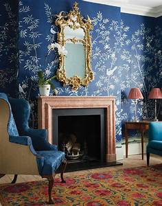 De Gournay Chinoiserie Wallpaper + Met Gala Limited ...