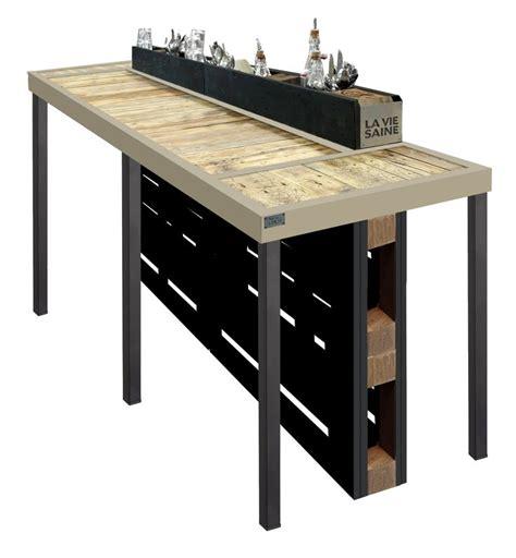 fabriquer un comptoir de cuisine en bois les 25 meilleures idées concernant mange debout sur