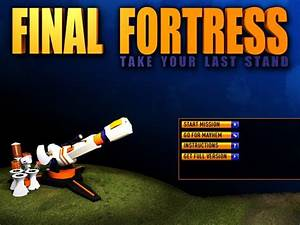 Online, Games, Final, Fortress