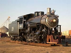 1910 Steam Locomotive | Heritage Association of Frisco, Inc