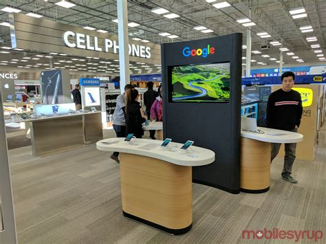 Best Buy And Google To Open 14 Google Shops Across Canada