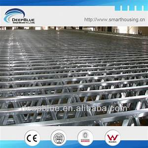 hot dipped galvanized steel floor joist buy steel floor With steel floor joist cost