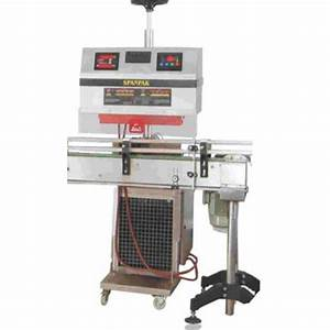 Spheretech Induction Cap Sealing Machine  Capacity  Depends On Head Of Machine