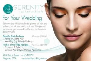 Get Ready For Your Wedding At Serenity Spa Massage