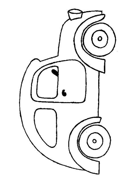 coloriage voiture petit cv