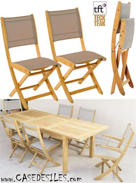 chaise pliante toile cing chaise teck design chaise en teck design de jardin