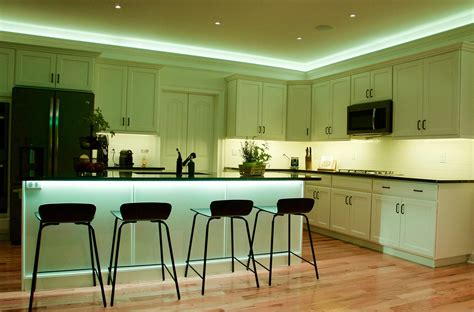 kitchen cabinets over ambient lighting we show you how