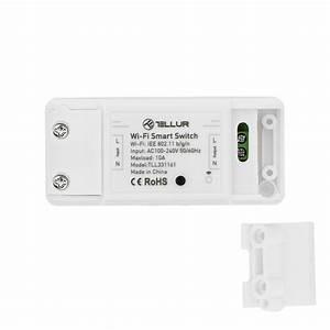 Wifi Inline Switch  U2013 Tellur Smart Home