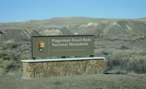 hagerman fossil beds national monument hagerman