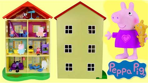 Peppa Pig House Wallpaper Scary Story Roblox Peppa Pig Horror Game Youtube Just Enter The Size Of The Wall