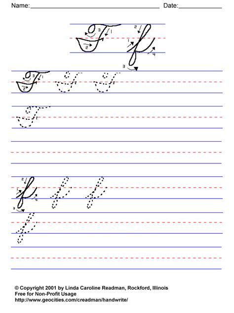 basic handwriting  kids cursive alphabets  numbers