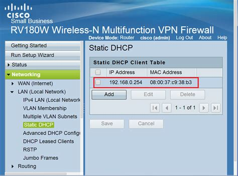 Shouldn't We Exclude A Static Ip From The Dhcp