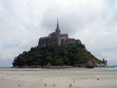 mont st michel 10 15c lower normandy architecture europe the list