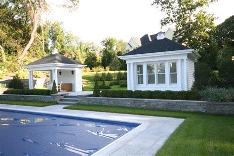 pool house cabana long island design build