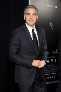 George Clooney takes his new girlfriend Amal Alamuddin on ...