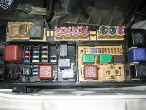 In My Fuse Box For 2003 Highlander  There Is A Missing