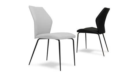 chaise designe chaise nasten au design contemporain mobilier moss