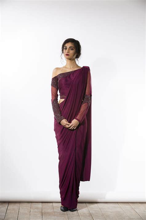 saree drape 25 best ideas about saree jackets on saree