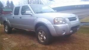 Find Used 2002 Nissan Frontier 4x4 4 Door Project In